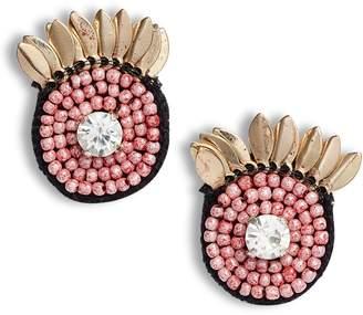 Mad Jewels Angelica Stud Earrings