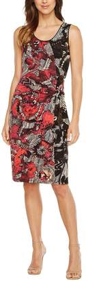 Nic+Zoe Nic + Zoe Etched Floral Dress