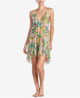 Betsey Johnson Ruffled Nightgown