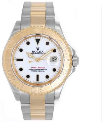 Rolex Yacht-Master 16623 2-Tone Stainless Steel & Yellow Gold 40mm Mens Sport Watch
