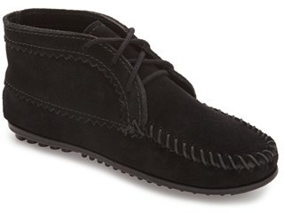 Women's Minnetonka Chukka Moccasin Boot $47.95 thestylecure.com