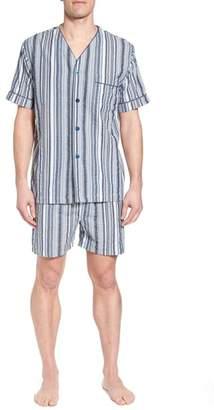 Majestic International Summer Shell Short Pajamas