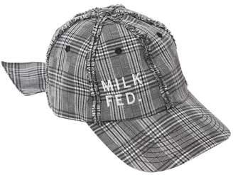 Milkfed. (ミルクフェド) - MILKFED. PLAID CAP ミルクフェド 帽子/ヘア小物*
