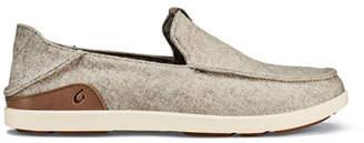 OluKai Men's Manoa Hulu Wool-Blend Slip-On Shoes