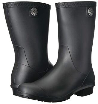 da405048fad UGG Black Textile Lined Women's Boots - ShopStyle