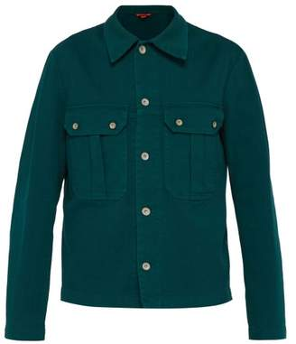 Barena Venezia - Trato Cotton Jacket - Mens - Green