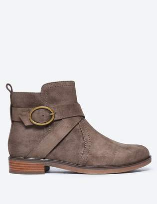 Marks and Spencer Cross Strap Ankle Boots