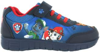 Nickelodeon Paw Patrol Irwell Mesh Hook and Loop Trainers UK Size 7