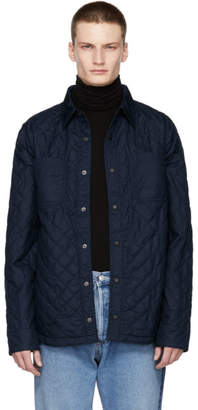 The North Face Reversible Navy Fort Point Jacket
