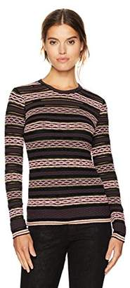 M Missoni Women's Diamond Knit Top