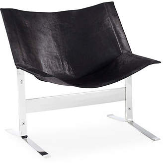 Global Views Cantilever Accent Chair