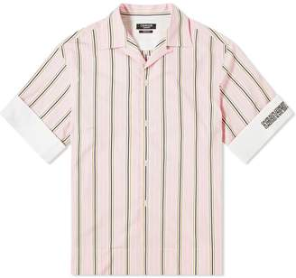 Calvin Klein Faded Stripe Vacation Shirt