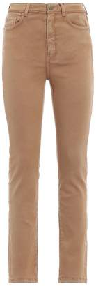 Max Mara Uggioso Light Brown Denim Skinny Jeans