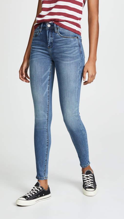 The Bond Midrise Skinny Jeans