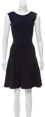 Issa Rib Knit Mini Dress