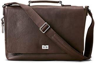 Shinola Men's Leather Flap-Top Messenger Bag