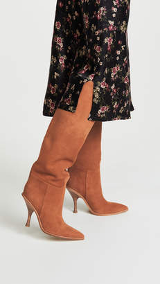 Sigerson Morrison Halie Pointed Toe Boots
