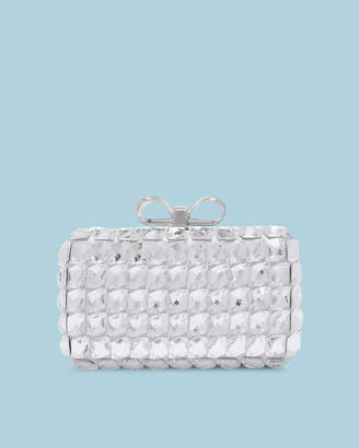Ted Baker CRYSTEY Embellished frame evening bag