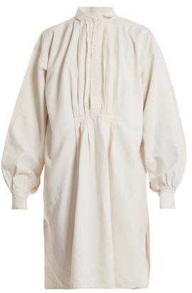 Kilometre Paris - Cayo Levisa Embroidered Linen Shirtdress - Womens - Multi
