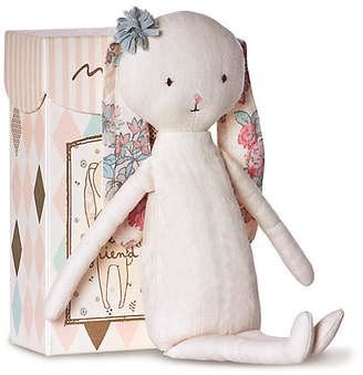 Maileg North America Best Friends Rabbit Plushy - White