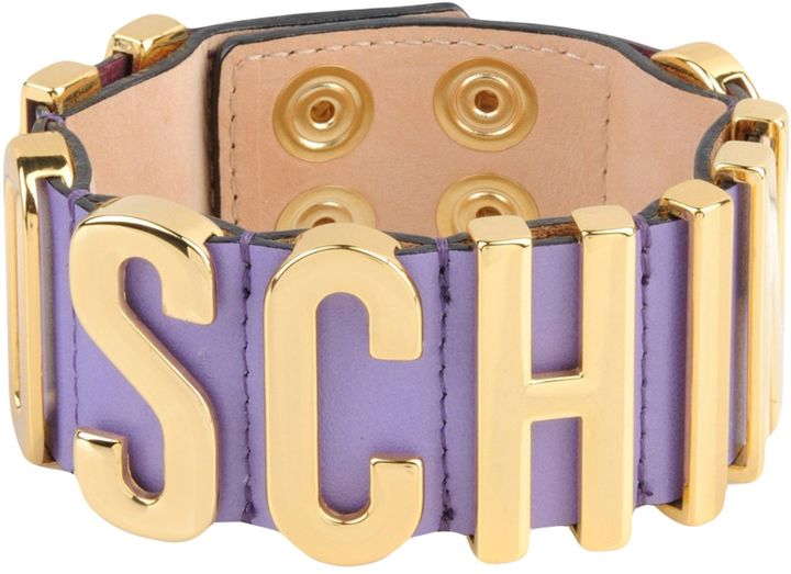 MoschinoMOSCHINO COUTURE Bracelets