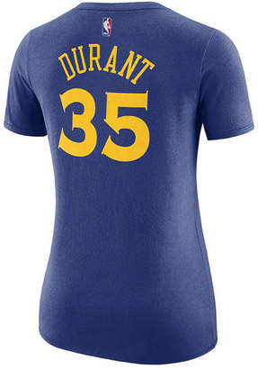 Nike Women's Kevin Durant Golden State Warriors Name & Number Player T-Shirt