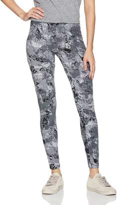 Hue Women's Camo Cotton Leggings Sockshosiery