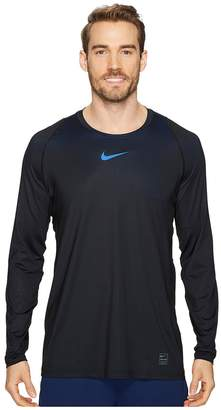 Nike Pro Colorburst Long Sleeve Training Top Men's Clothing