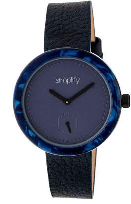Simplify Unisex The 3700 Watch