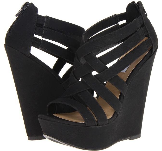 Steve Madden XCell (Black) - Footwear