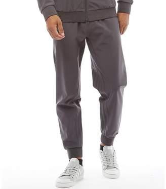 adidas x Wings + Horns Mens Superstar Track Pants Utility Black