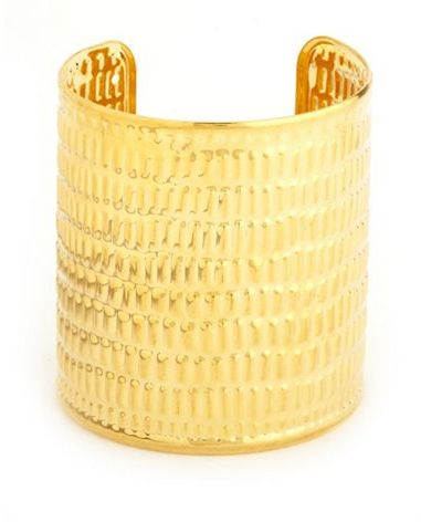 Charlotte Russe Textured Oversized Cuff