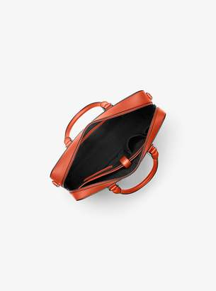Michael Kors Harrison Medium Leather Briefcase