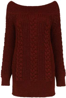 Tufi Duek knit blouse