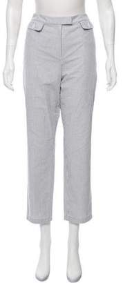 Magaschoni Pinstripe High-Rise Pants w/ Tags