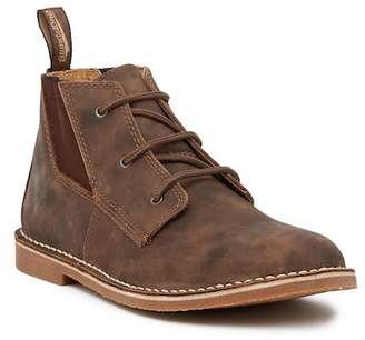 Blundstone Footwear Stitched Lace-Up Boot
