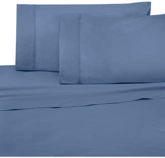 Under The Canopy Solid Brushed Cotton King Pillowcase Pair Bedding