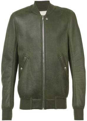 Rick Owens classic bomber jacket