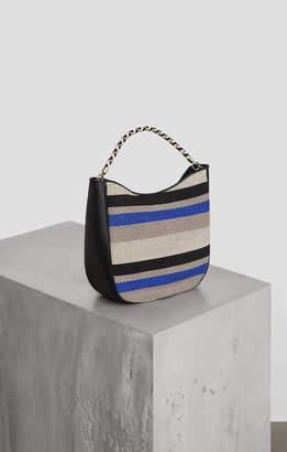 BCBGMAXAZRIA Kora Leather Hobo Bag