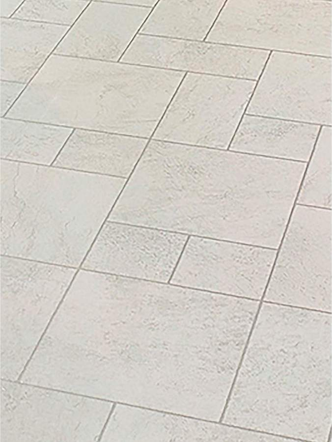 Gloss Tile Vinyl Flooring