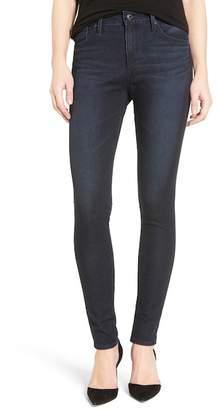 AG Jeans Farrah High-Rise Skinny Jean
