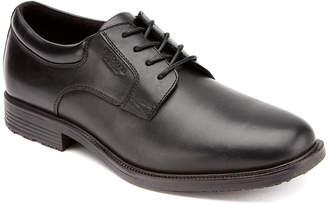Rockport Men's Essential Details Plain Toe Waterproof Oxford Men's Shoes