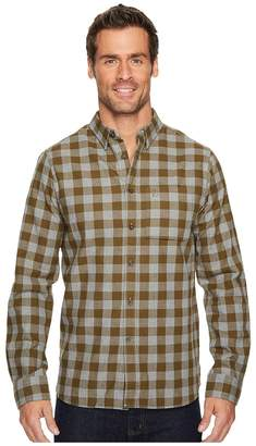 Fjallraven Ovik Check Shirt Men's Long Sleeve Button Up