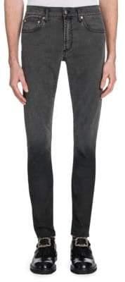Alexander McQueen Degrad Slim Fit Jeans