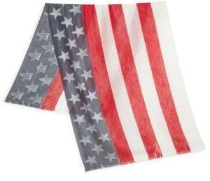 Roda Burnout USA Flag Scarf