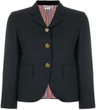 Thom Browne Engineered Stripe Wool Sport Coat