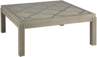 One Kings Lane Griffin Coffee Table - Graystone