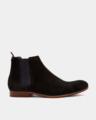 Ted Baker SALDOR Suede Chelsea boots