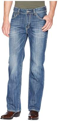 Rock and Roll Cowboy Double Barrel in Dark Wash M0S8553 Men's Jeans