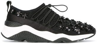 Ash Miss Lace sneakers $179.41 thestylecure.com
